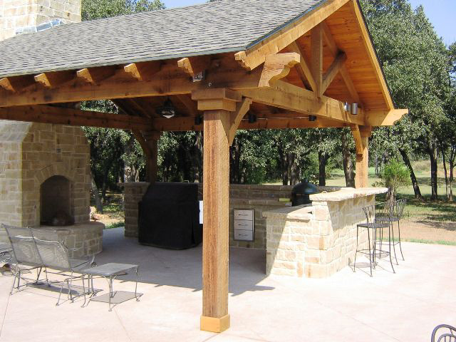 Fort Worth Outdoor Grill Construction | Grill Construction ...