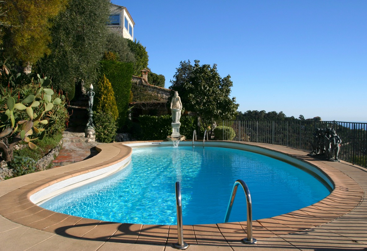 How a pool remodel can increase your home s value for Pool redesign